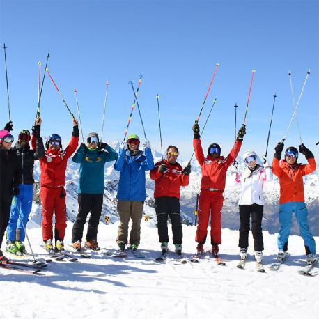 Corsi di sci a Pila