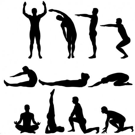 Corso di ginnastica e presciistica