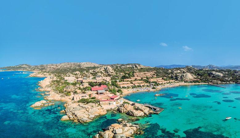 Sardegna - Santo Stefano Resort - La Maddalena