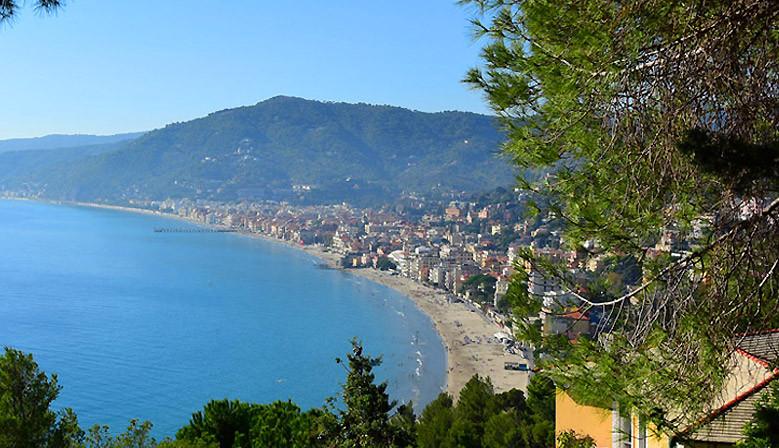 Mare Liguria: Alassio