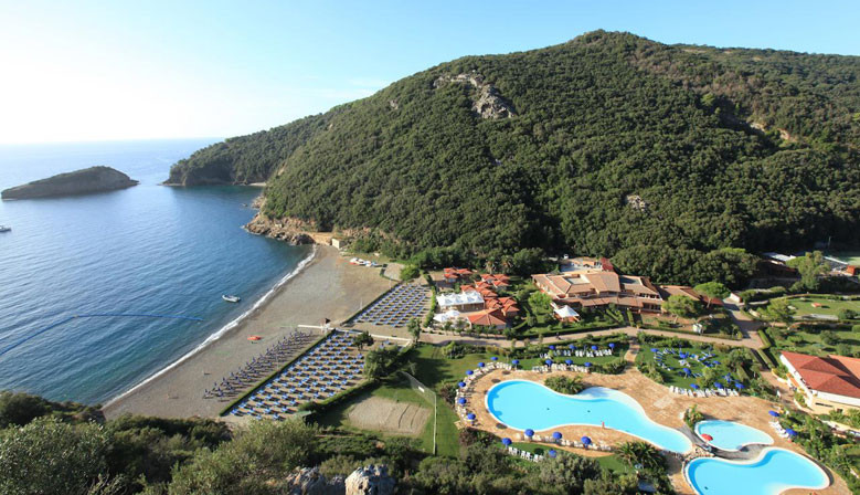 Isola d'Elba Ortano - Luglio