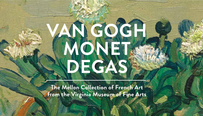 Vangogh - Monet - Degas